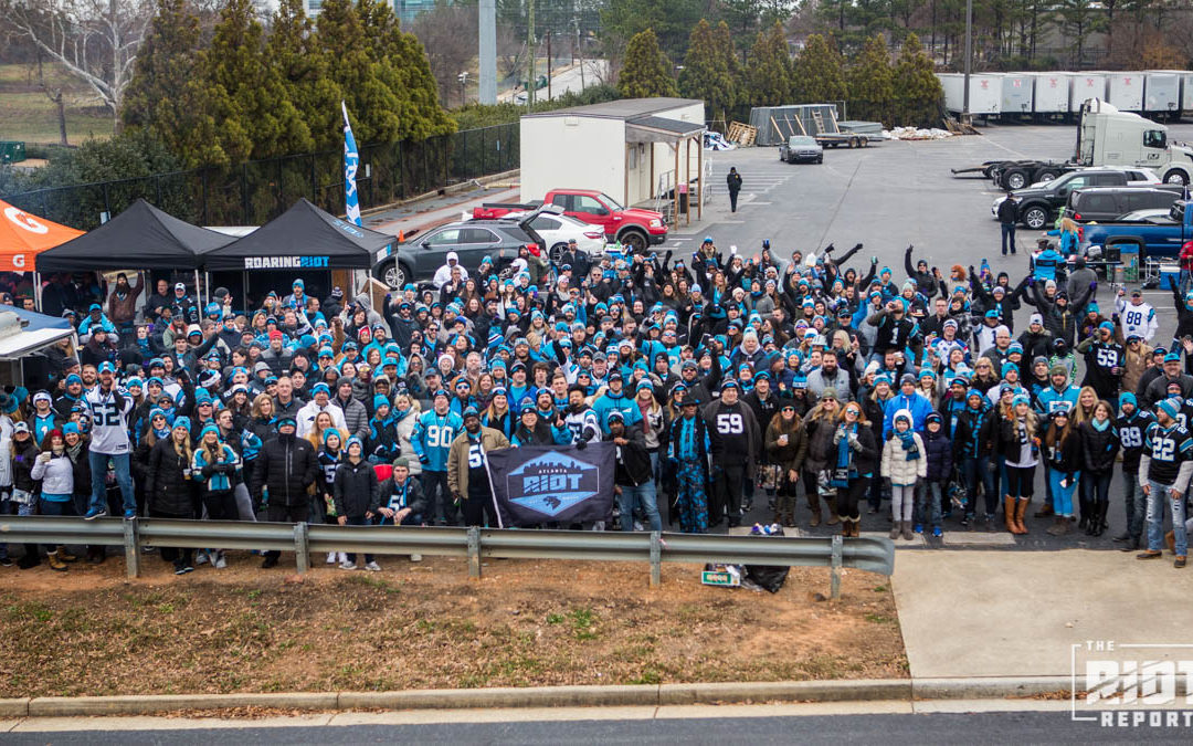 Roaring Riot ATL Takeover Photo Gallery