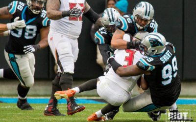 12 Permutations: How The Panthers Have Rebuilt Their Defensive Line