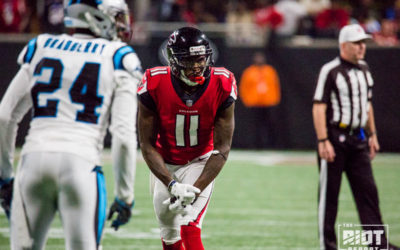 How The Panthers Can Stop Julio Jones