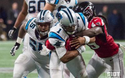 Carolina Panthers vs. Atlanta Falcons Report