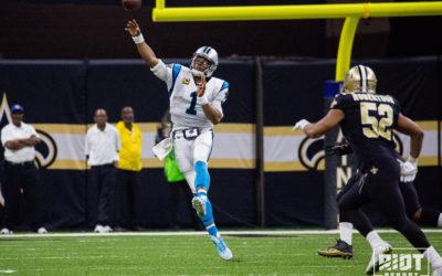 Carolina Panthers vs. New Orleans Saints Report