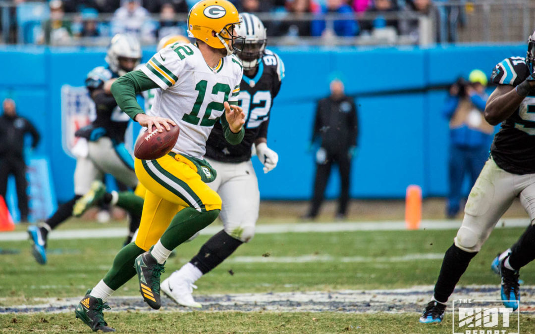 Stick to the Script: How the Panthers Plan To Stop Aaron Rodgers