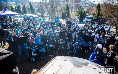 Roaring Riot Week 14 Tailgate Photo Gallery