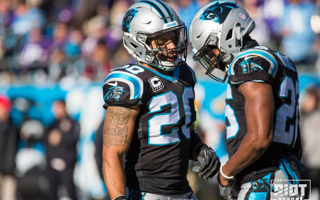 Two of the Panthers Biggest Weaknesses In 2017 And How They've Addressed Them This Offseason