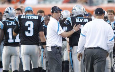 Panthers Fire Offensive Coordinator Mike Shula
