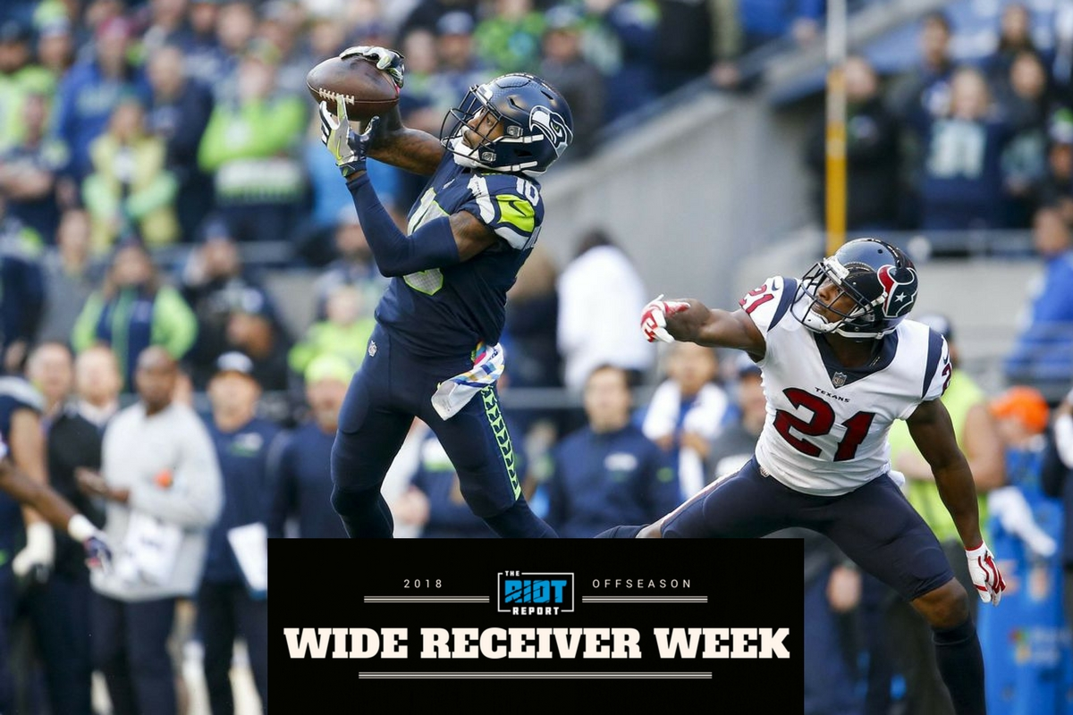 Help From The Outside: Free Agent Wide Receivers