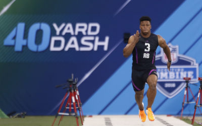 Running Back Combine Results Tracker