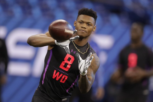 Three Up, Three Down At The Combine: Wide Receivers