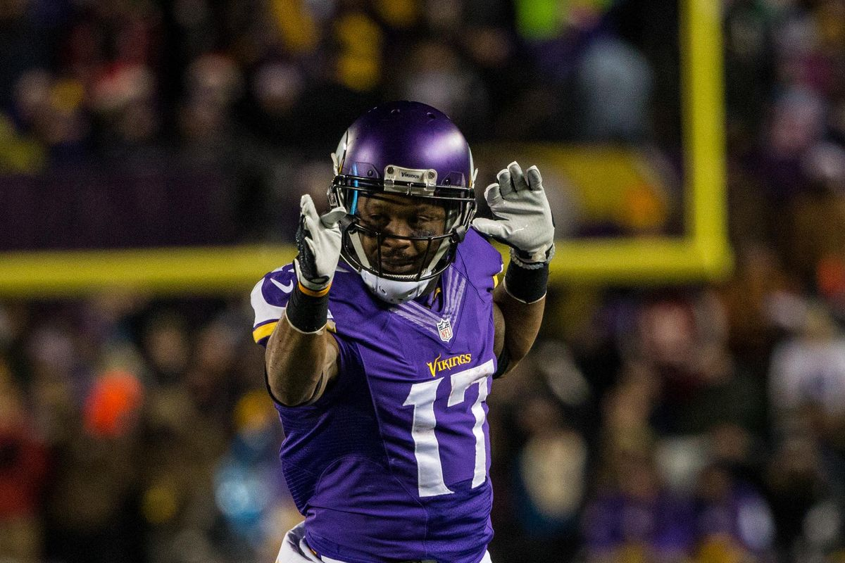 "Jarius Wright is ""Mr. Third Down"""