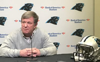 The Biggest Decision During The Draft May Have Been One The Panthers Didn't Make