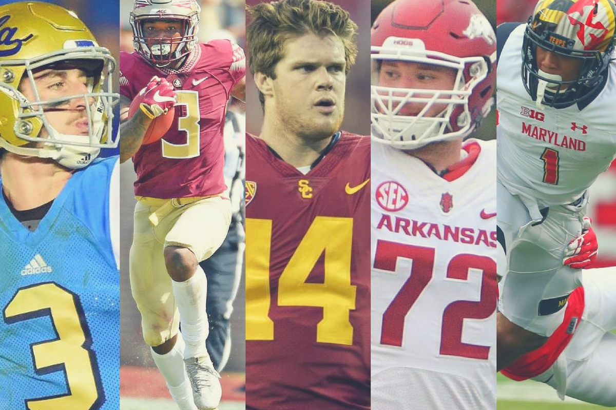 Scout Camp 2018: First Round Mock Draft