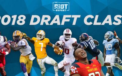 Meet the Carolina Panthers 2018 Draft Class