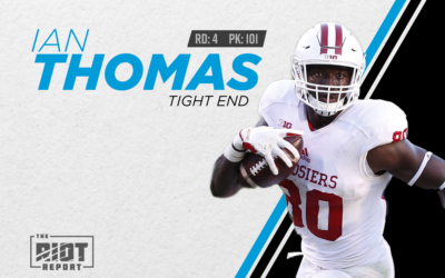 The Panthers Add Another Weapon To Start The Fourth Round