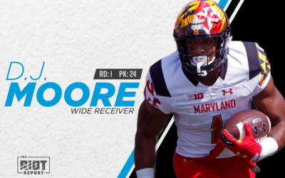 Why The Panthers Drafted DJ Moore