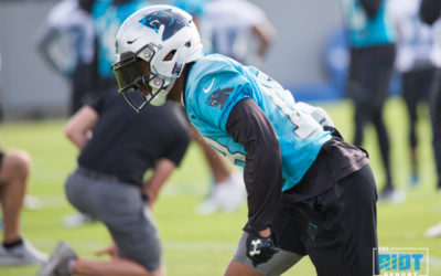 Damiere Byrd Is Fully Healthy And Ready