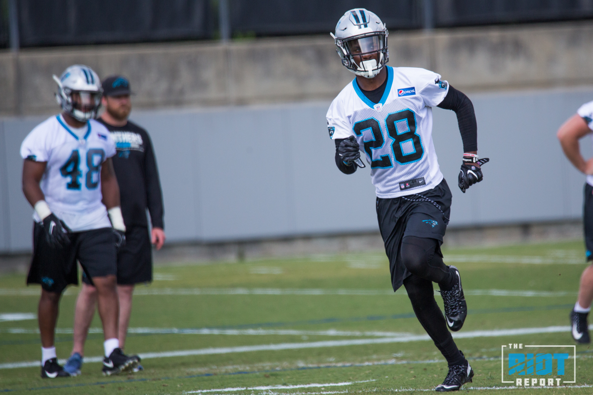 New Panthers Safety Rashaan Gaulden Another In A Long Line of Hybrid Panthers