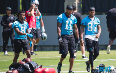 Panthers Rookie Mini-Camp Day 2 Quick Hits