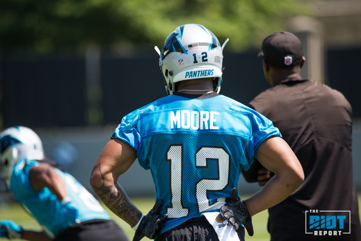 Panthers Rookie Mini-Camp Day 2 Photo Gallery