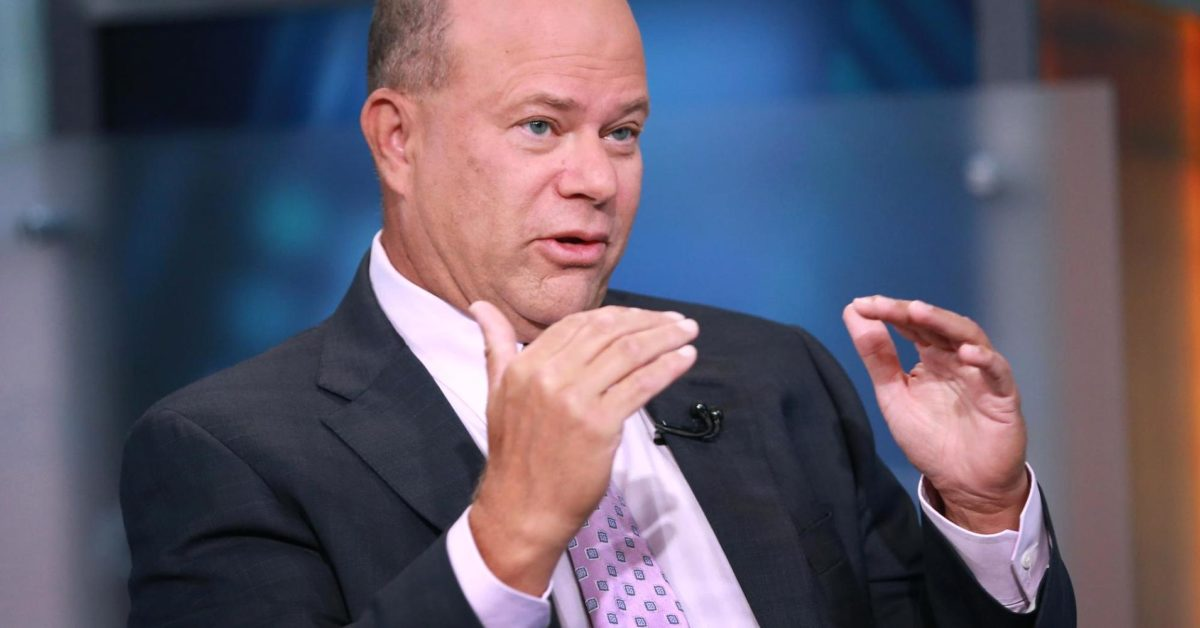 David Tepper named new owner of Carolina Panthers