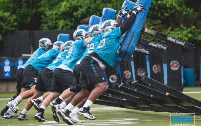 2018 Panthers Positional Previews: Tackle Tangle!
