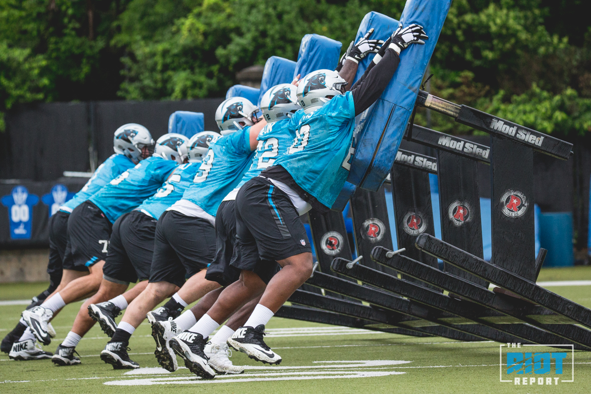 2018 Is Sink Or Swim For The Panthers Offensive Line