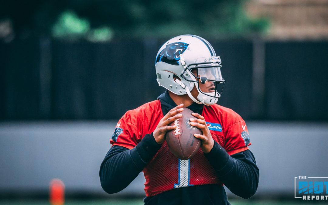Carolina Panthers Training Camp Report – August 13, 2018