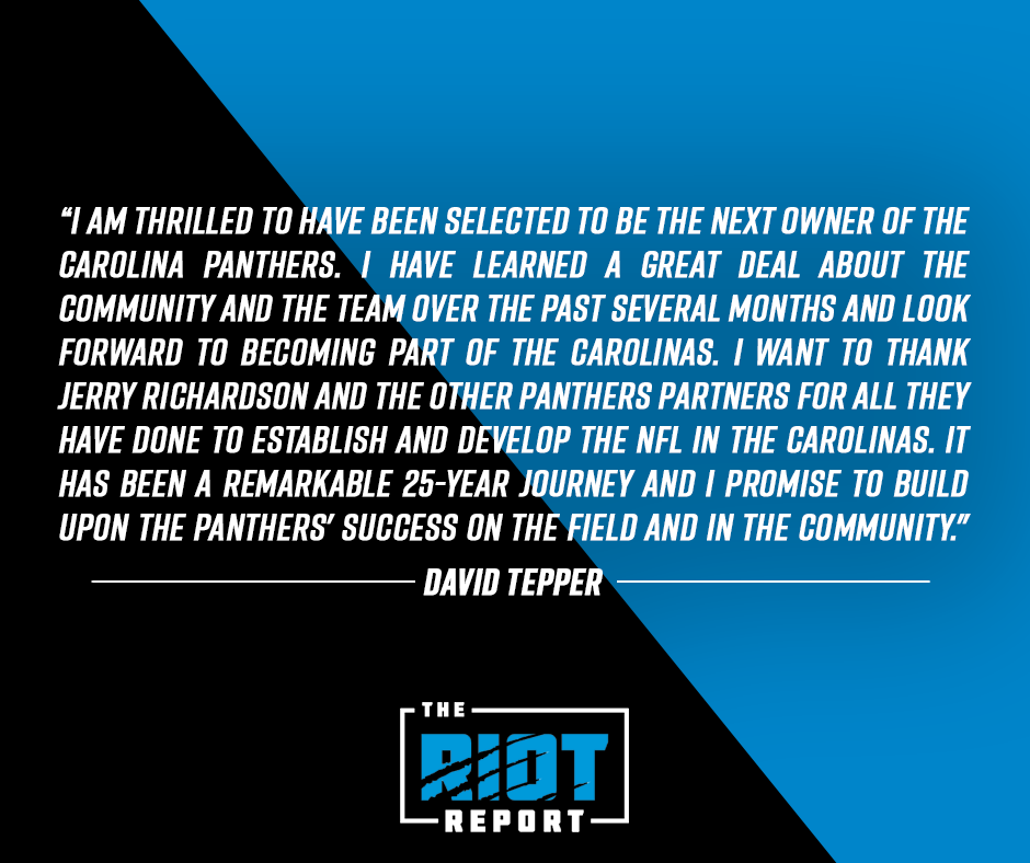 Tepper Statement