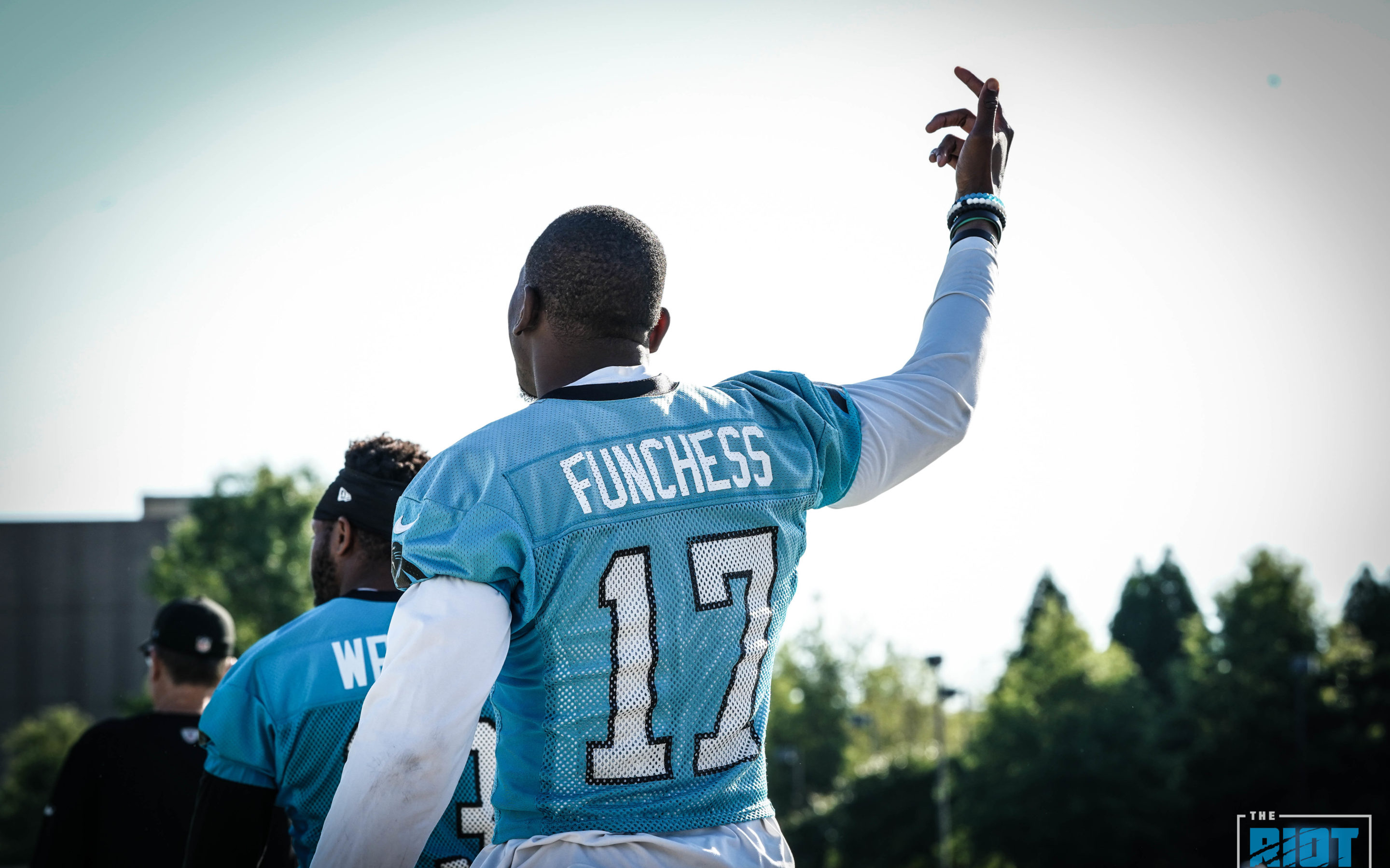 Panthers OTA Week 3 Photo Gallery