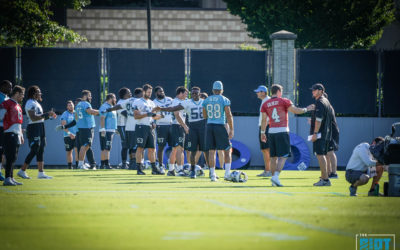 Panthers Mini-Camp Quick Hits Day 2