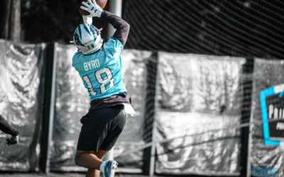 Panthers Position Preview 2018: Wide Receiver Rumble!