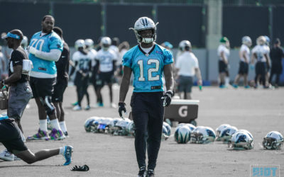 Panthers Mini-Camp Photo Gallery