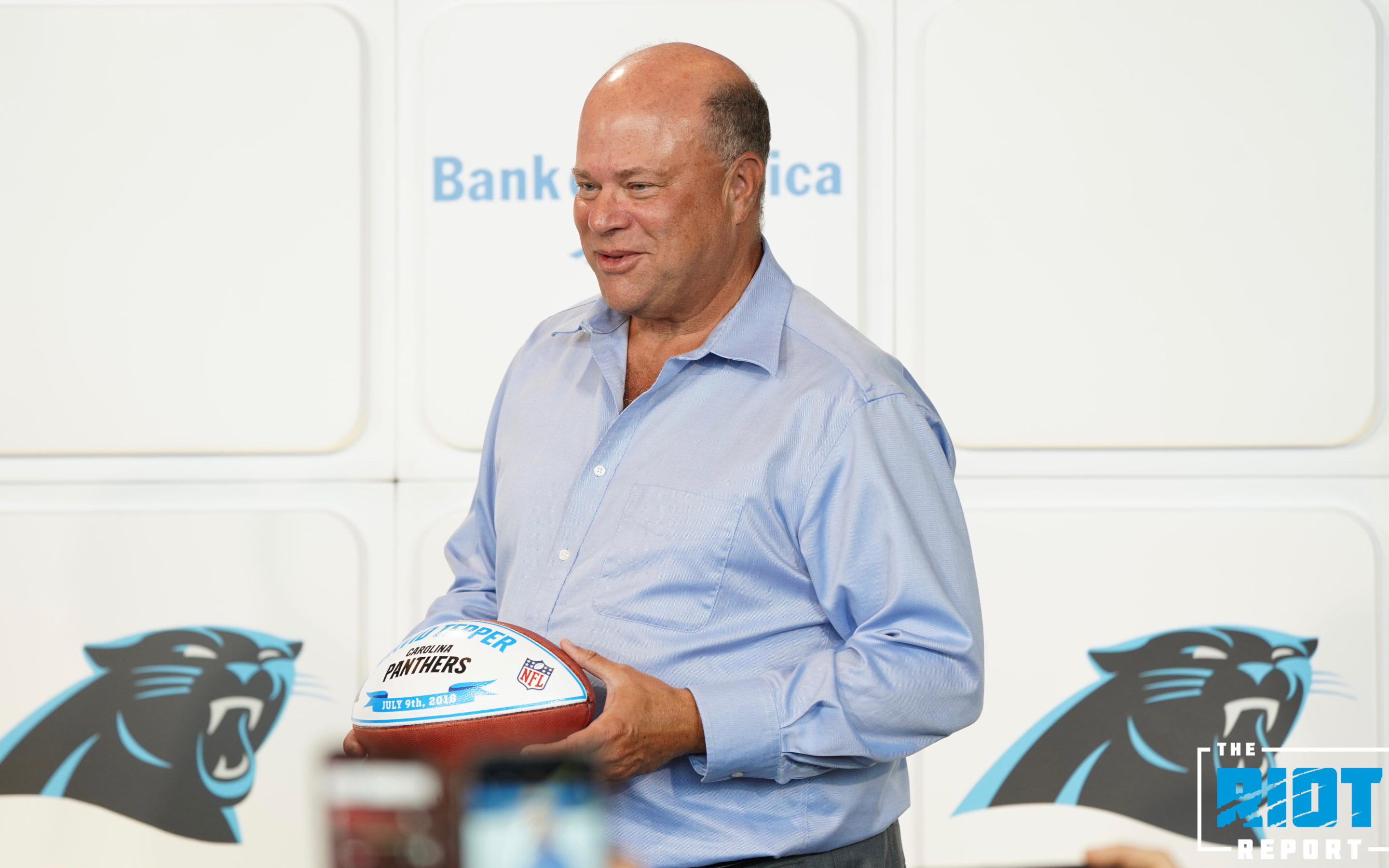 David Tepper Answers Questions On Practice Fields, New Stadium, Richardson Statue, And More