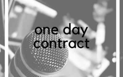 One Day Contract July 19: Special Guest Max Henson