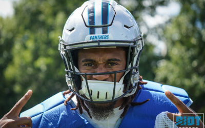 Panthers Training Camp Photo Gallery – August 11, 2018