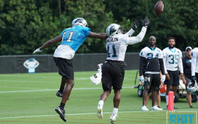 Carolina Panthers Training Camp Report: August 11, 2018