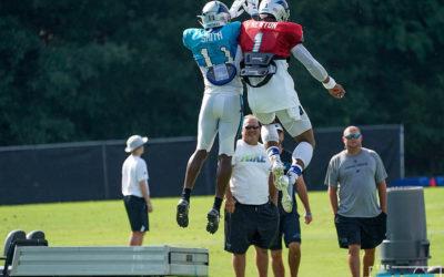 Carolina Panthers Training Camp Report – August 12, 2018