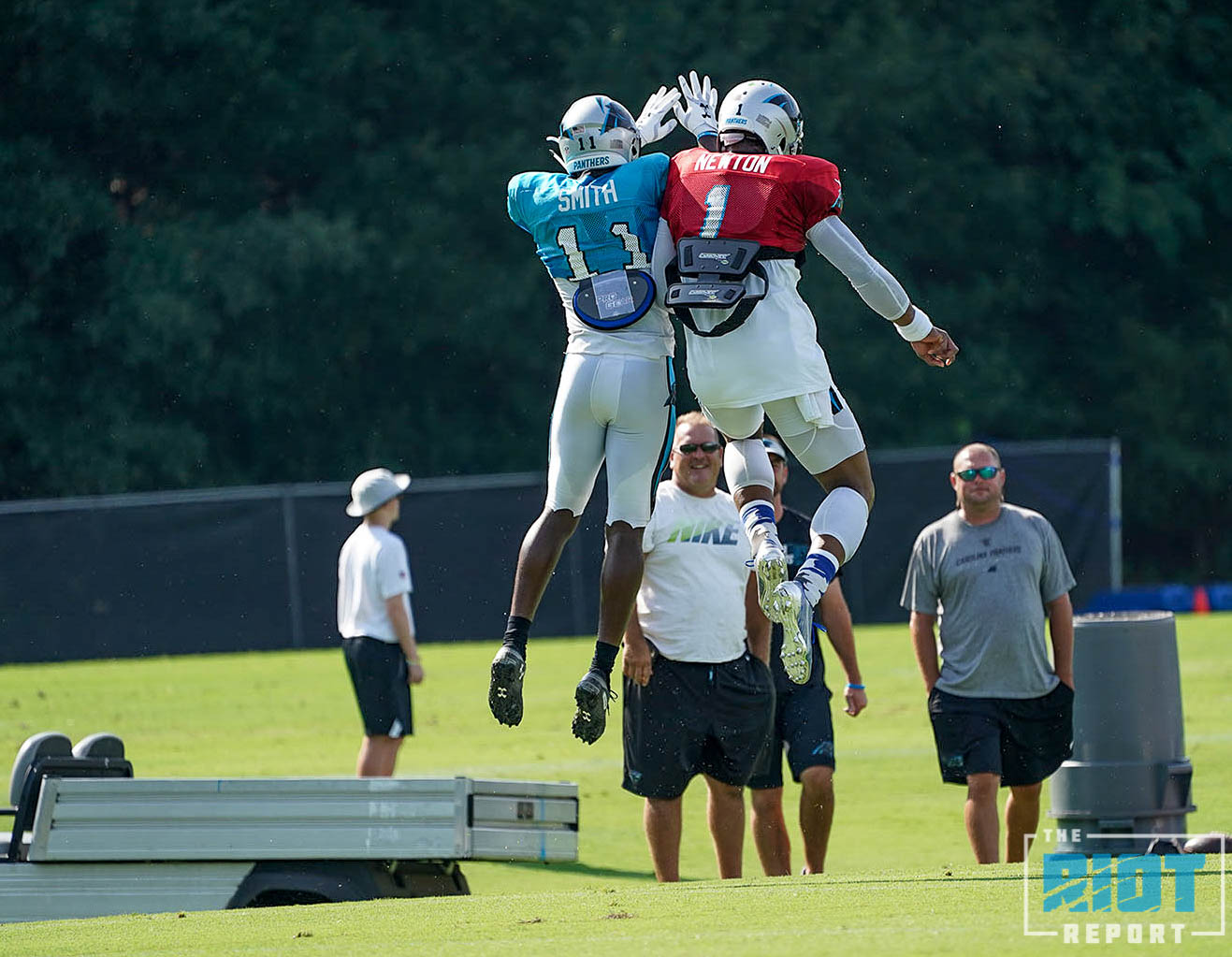 a9be5e69 Carolina Panthers Training Camp Report – August 12, 2018 | The Riot ...
