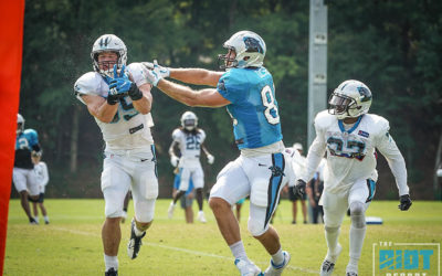 Training Camp Photo Gallery – August 12, 2018