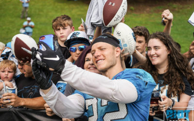 Panthers 2019 Training Camp Dates Are Set