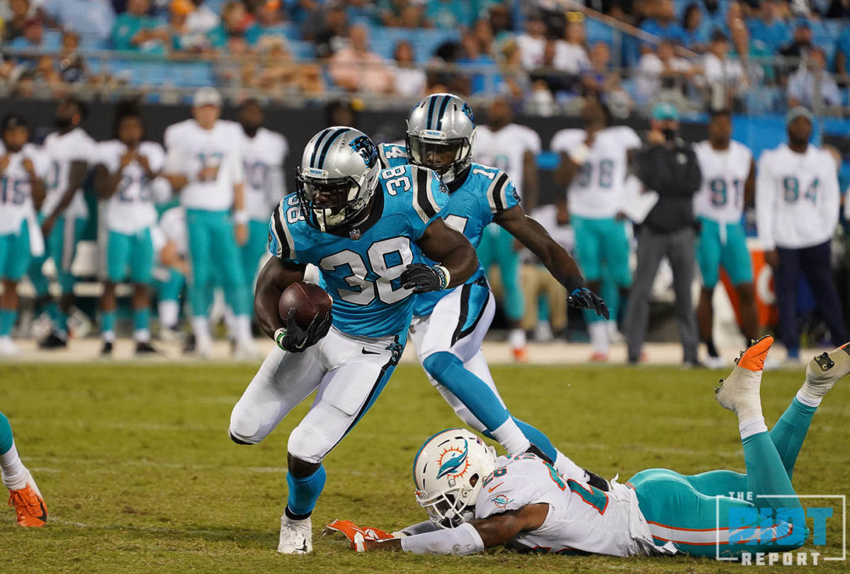 be7f5bad Fourth Preseason Game An Audition – Not Just For The Panthers | The ...