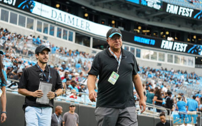 Carolina Panthers Are Ground Zero in The Battle of Analytics