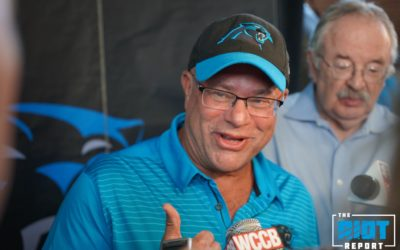 South Carolina Senate Approves Tax Breaks For Panthers Practice Facility