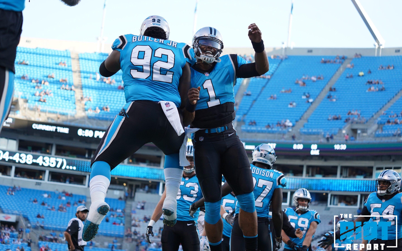 90d0b0a43 New England Patriots vs. Carolina Panthers Preseason Week 3 Report ...