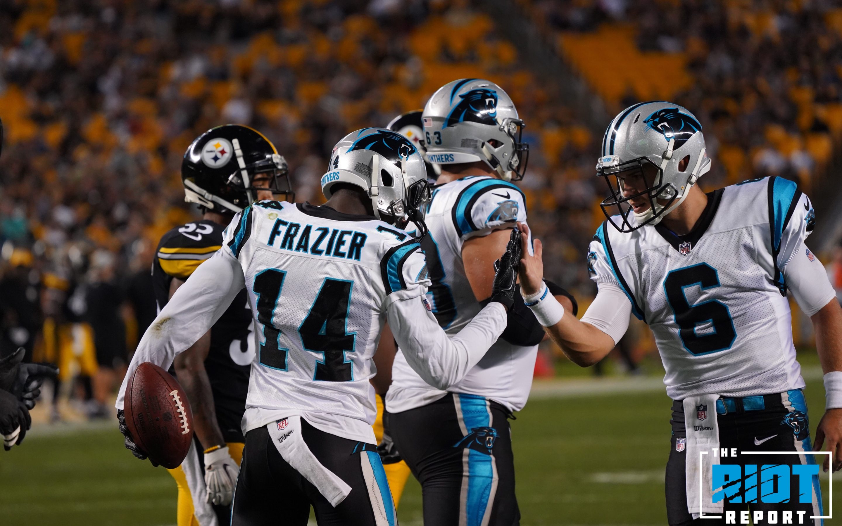 Carolina Panthers vs. Pittsburgh Steelers Report  ee4c32080