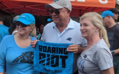 Photo Gallery: Week 3 Roaring Riot Tailgate Sponsored By Academy Sports & Outdoor
