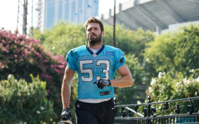 Panthers Filling Out Coaching Staff