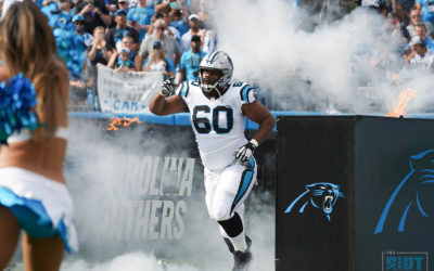 Panthers Bring Back Daryl Williams To Prove Something