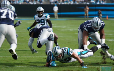 Behind The Sticks: How The Panthers Defense Got Off The Field on Sunday
