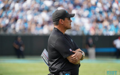 What the Panthers – and Ron Rivera – Can Prove On Sunday