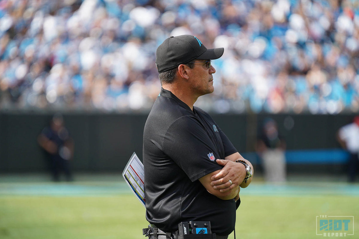Take Caution: A Critical Look at Ron Rivera